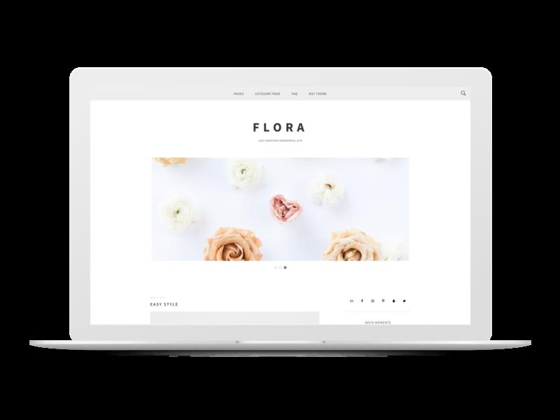 Flora Theme
