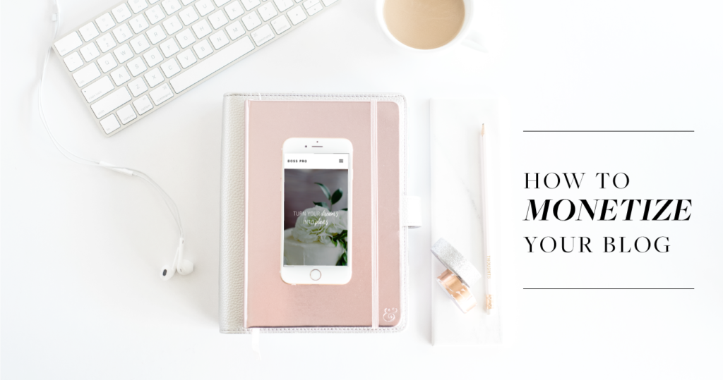 How to Monetize your Blog!
