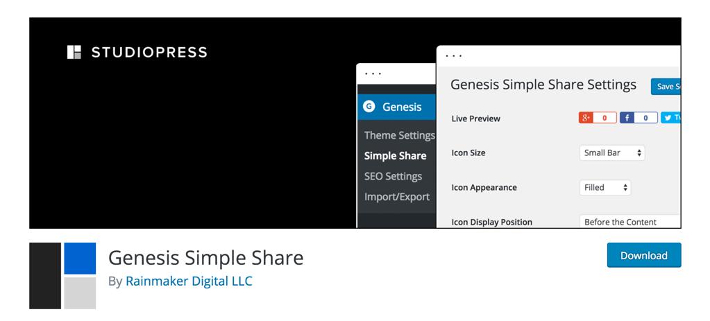 My Top Ten Genesis plugins to use in WordPress