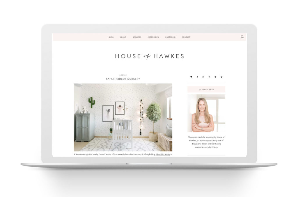 Client Spotlight: House of Hawkes