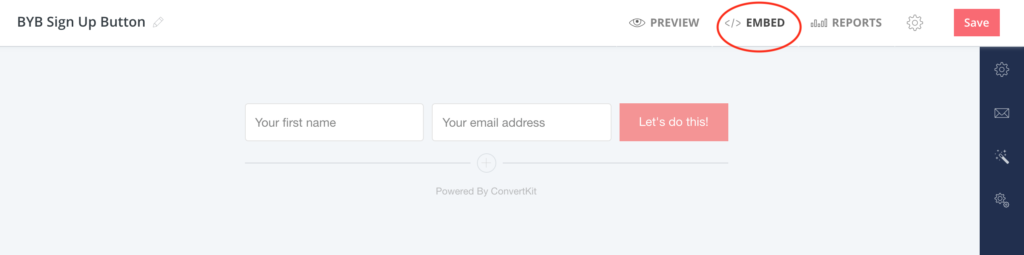 How to Add a ConvertKit Form to WordPress